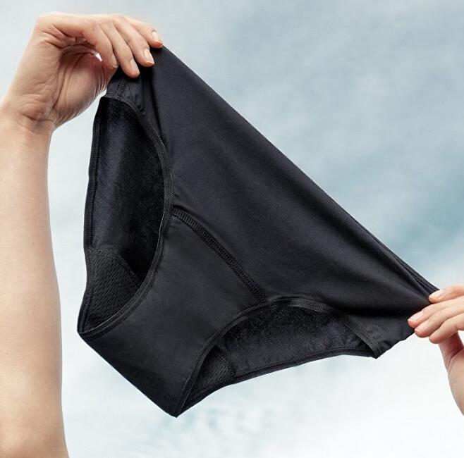 Snuggs Menstruační kalhotky SNUGGS - pro slabou a střední menstruaci XS