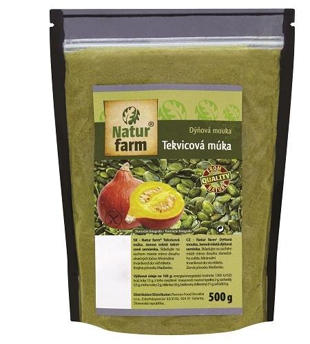Zobrazit detail výrobku Natur farm Dýňová mouka 500 g