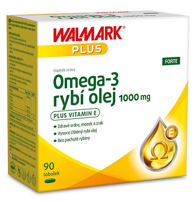 Zobrazit detail výrobku Walmark Omega 3 FORTE 1000 mg 90 tablet