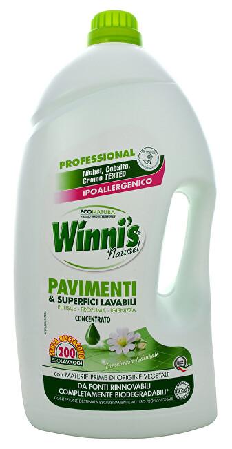 Zobrazit detail výrobku Winni´s Pavimenti čisticí prostředek na podlahy a ostatní omyvatelné povrchy 5 l