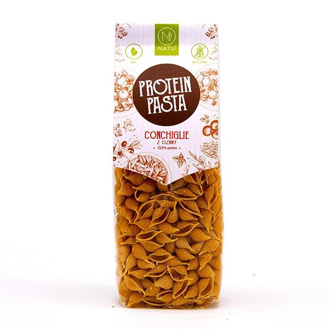 Protein pasta Conchiglie z cizrny BIO 250 g