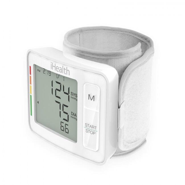 Zobrazit detail výrobku iHealth PUSH chytrý zápěstní měřič krevního tlaku