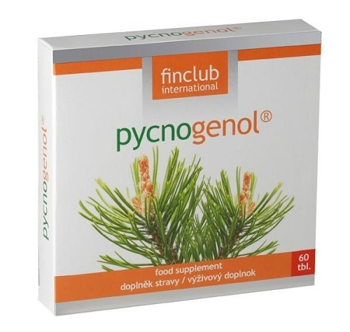 Zobrazit detail výrobku Finclub Pycnogenol 60 tablet