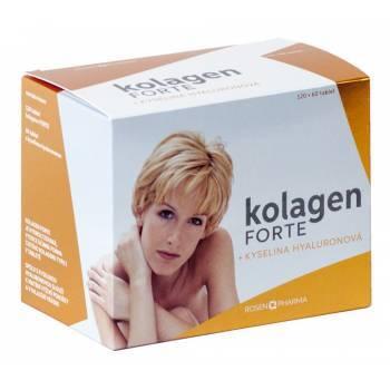 Zobrazit detail výrobku Rosen Pharma Kolagen Forte 120 ks+ Kyselina hyaluronová 60 ks