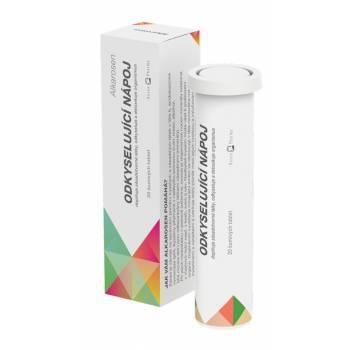 Zobrazit detail výrobku Rosenpharma Rosen Odkyselující nápoj 20 šumivých tablet