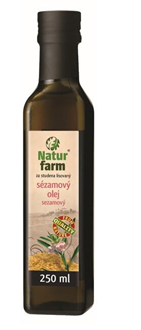 Zobrazit detail výrobku Natur farm Sezamový olej 0, 25 l