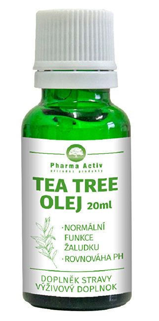 Pharma Activ Tea Tree Olej 20 ml