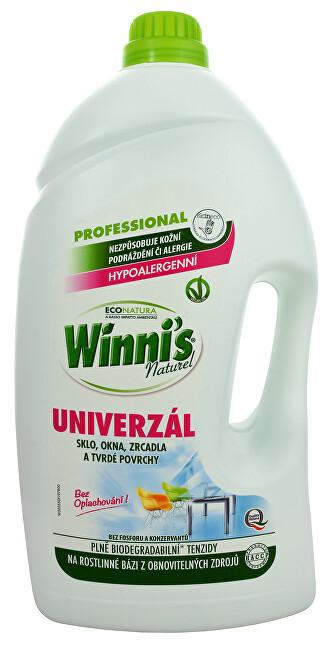 Zobrazit detail výrobku Winni´s Univerzální čistící prostředek na všechny omyvatelné povrchy 5000 ml