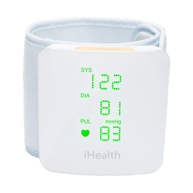 Zobrazit detail výrobku iHealth VIEW BP7s chytrý zápěstní měřič krevního tlaku