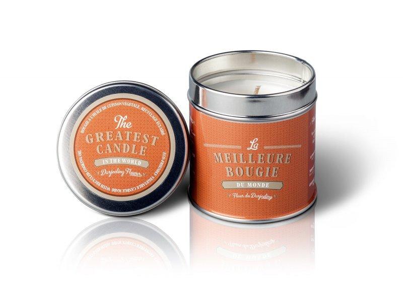 Zobrazit detail výrobku The Greatest Candle in the World Vonná svíčka v plechovce 200 g Květ darjeelingu