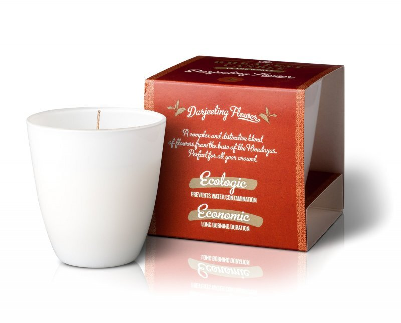 Zobrazit detail výrobku The Greatest Candle Vonná svíčka ve skle 130 g Květ darjeelingu