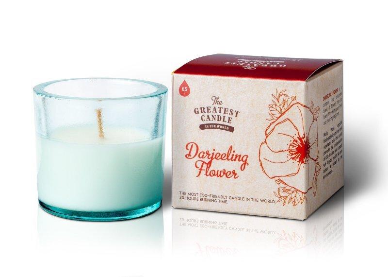 Zobrazit detail výrobku The Greatest Candle in the World Vonná svíčka ve skle 75 g Květ darjeelingu