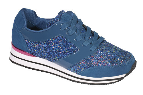 Zobrazit detail výrobku Scholl Zdravotní obuv CHARLIZE TWO ROYAL BLUE 38