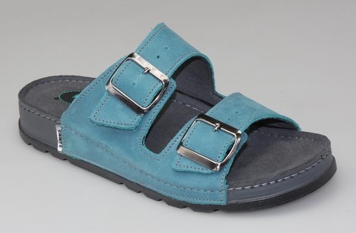SANTÉ Zdravotní obuv dámská vycházková N/211/1/87/CP tyrkys 36