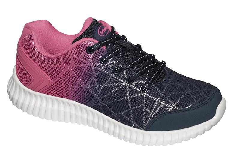 Zobrazit detail výrobku Scholl Zdravotní obuv MERCURIE NAVY BLUE/FUCHSIA 42