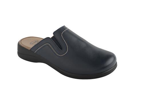 Scholl Zdravotní obuv NEW TOFEE BLUE 37