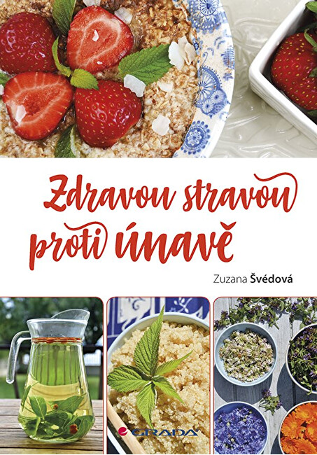 Knihy Zdravou stravou proti únavě