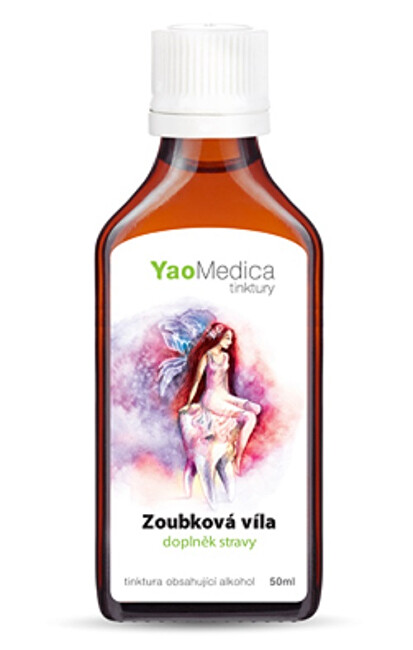 Zobrazit detail výrobku YaoMedica Zoubková víla 50 ml