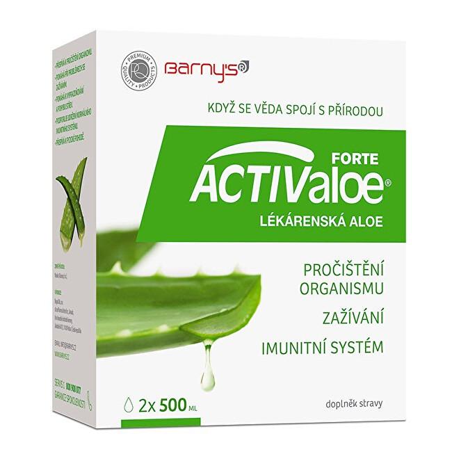 Zobrazit detail výrobku Barny´s ACTIValoe lékárenská dvojbalení 2 x 500 ml