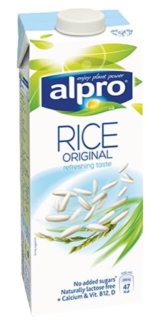Alpro Alpro rýžový nápoj 1 l