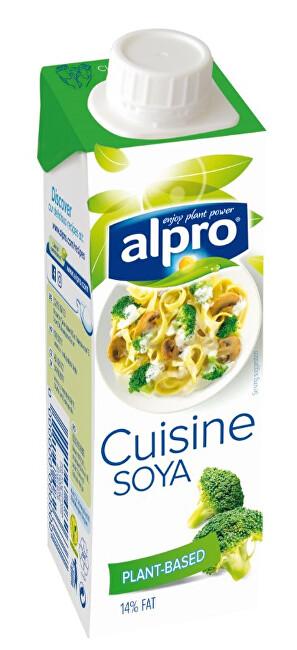 Zobrazit detail výrobku Alpro Alpro sójová alternativa smetany na vaření 250 ml