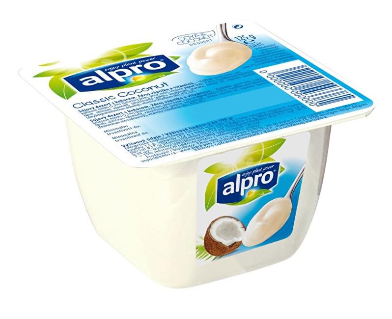 Zobrazit detail výrobku Alpro Alpro sójový dezert s kokosem 125 g