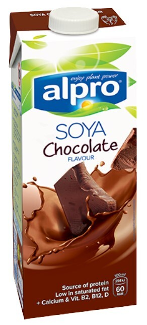 Alpro Alpro sójový nápoj s čokoládovou příchutí 1 l