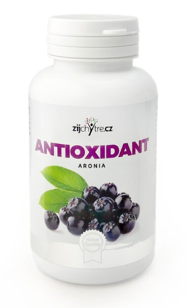 Zobrazit detail výrobku Žij chytře - Petr Havlíček Antioxidant 90 kapslí