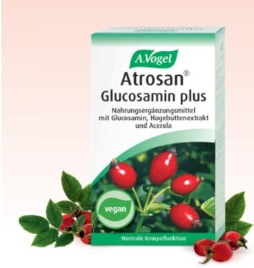 A.Vogel Atrosan Glucosamin Plus - na klouby 60 tablet