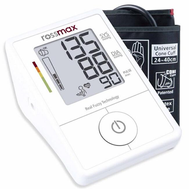 Zobrazit detail výrobku Rossmax Automatický tlakoměr Rossmax X1