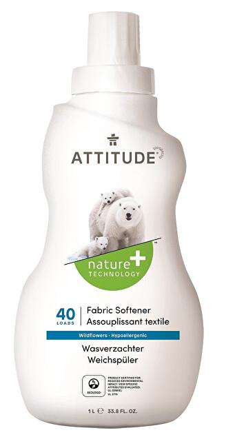 Zobrazit detail výrobku ATTITUDE Nature+ Aviváž ATTITUDE s vůní lučních květin 1000 ml (40 pracích dávek)