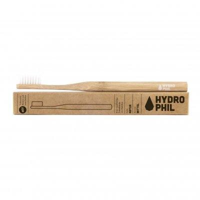 Zobrazit detail výrobku Hydrophil Bambusový kartáček medium Natural
