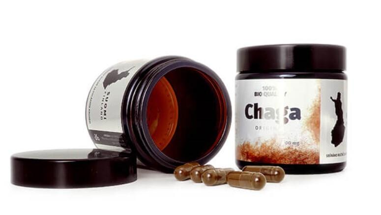 Zobrazit detail výrobku DoktorBio Bio Chaga - Čaga 60 kapslí