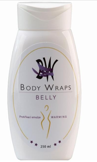 Zobrazit detail výrobku Body Wraps s.r.o. BW Belly Prohřívací emulze 250 ml