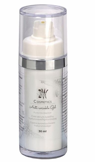 Body Wraps s.r.o. BW Cosmetics Anti wrinkle gel - kyselina hyaluronová 30 ml