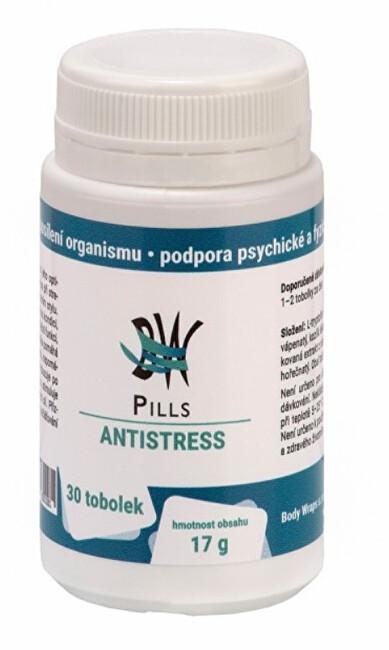 Zobrazit detail výrobku Body Wraps s.r.o. BW Pills Antistress 30 tablet