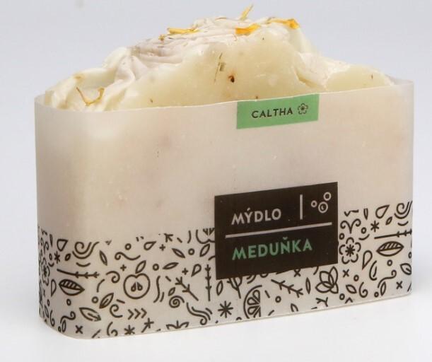 Zobrazit detail výrobku Caltha Caltha Bylinné mýdlo Meduňka 100 g