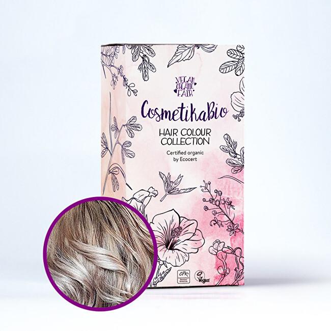 Zobrazit detail výrobku Cosmetikabio Cosmetikabio Hennová barva, popelavá blond 100 g