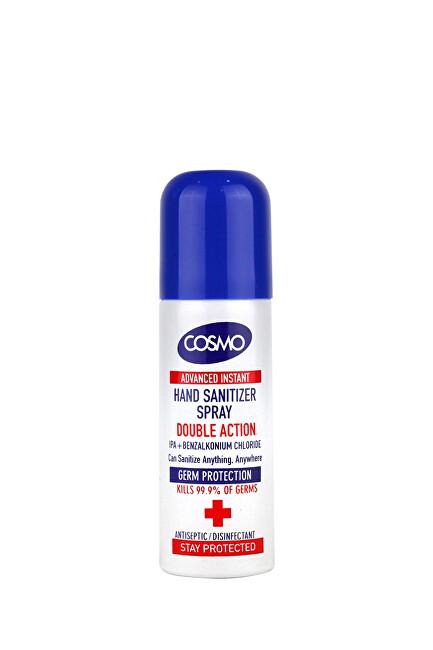 Zobrazit detail výrobku Cosmo Čistící sprej na ruce s antibakteriální přísadou 100 ml