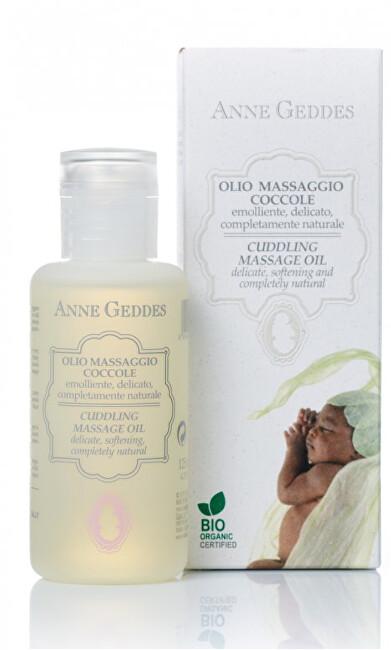 Zobrazit detail výrobku Anne Geddes Dětský masážní olej 125 ml