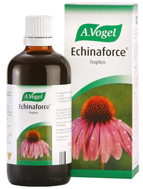 Zobrazit detail výrobku A.Vogel Echinaceové kapky - 100 ml (A.Vogel)