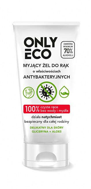 Zobrazit detail výrobku OnlyEco Gel na ruce s antibakteriálními účinky 50 ml
