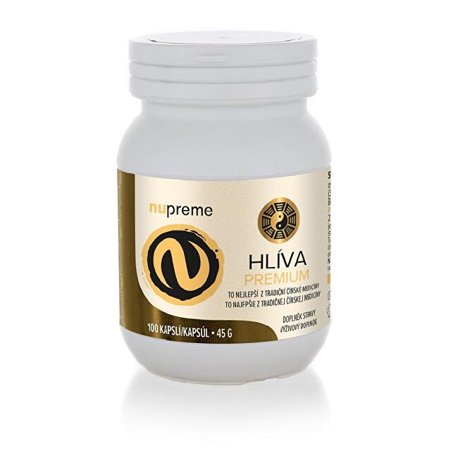 Zobrazit detail výrobku Nupreme Hlíva extract 30% 100 kapslí