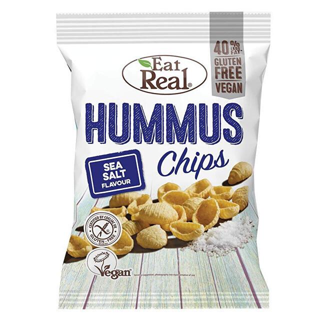 Zobrazit detail výrobku Eat Real Hummus Sea Salt 45 g