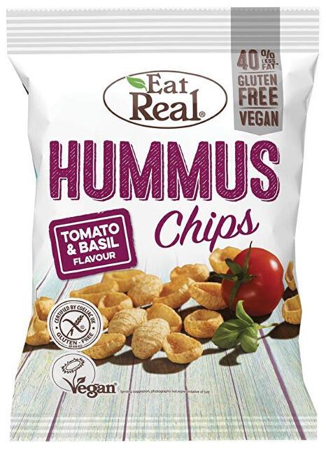 Zobrazit detail výrobku Eat Real Hummus Tomato & Basil 135 g