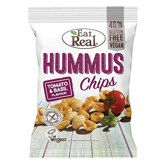 Zobrazit detail výrobku Eat Real Hummus Tomato & Basil 45 g