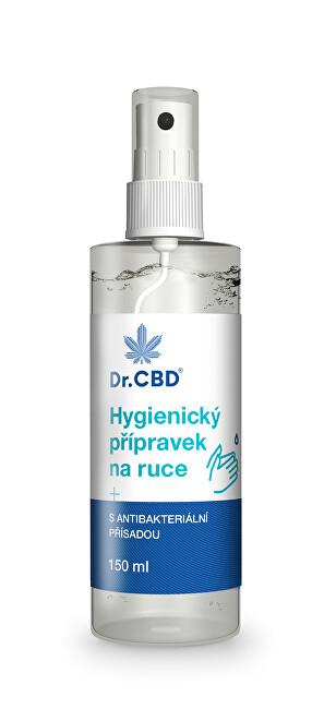 Zobrazit detail výrobku Dr. CBD Hygienický přípravek na ruce s antibakteriální přísadou 150 ml