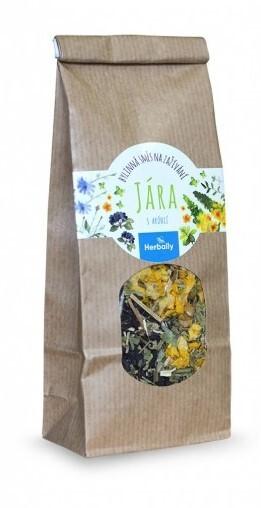 Zobrazit detail výrobku Herbally JÁRA, bylinná čajová směs s arónií 50 g
