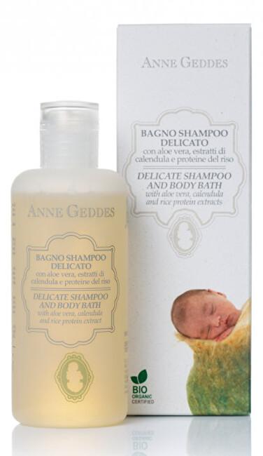 Zobrazit detail výrobku Anne Geddes Jemný dětský vlasový a tělový šampon 250 ml