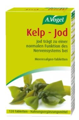 A.Vogel Jod - švýcarská kvalita 120 tablet